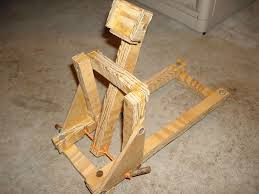 Small Catapult Design Homemade Catapult Instructables