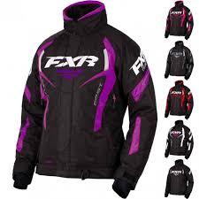 Fxr Racing S18 Team Rl Womens Snowmobile Jackets