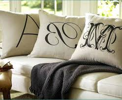 Oversized Pillows For Couches Sofa Couch Amazing