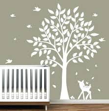 white tree wall decal for nursery as well as tree wall decals for nursery white tree wall sticker nursery uk bre