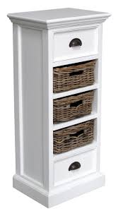 Wickes Bathroom Wall Cabinets Bathroom Storage Cabinets With Wicker Drawers House Decor