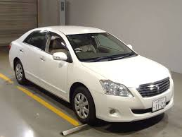 Buy/import TOYOTA PREMIO (2010) to Kenya, Uganda, Tanzania from ...