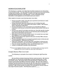 example of a business plan business analyst cover letter example cover letter business plan for