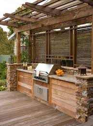backyard grill ideas. 25 outdoor kitchen design and ideas for your stunning backyard grill e