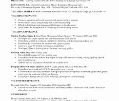 After School Teacher Assistant Resume Cv Template Pre Templates