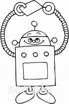 ロボットイラストなら小学校幼稚園向け保育園向けのかわいい無料
