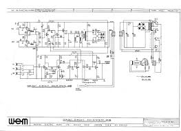 wem copicat mk3 ss schematic wem copicat solid state mk iii 1965 schematic wiring diagram