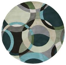 contemporary round rugs fresh modern round rugs luxurious and splendid contemporary