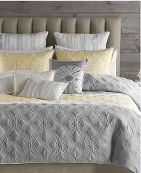 Image King Yellow And Gray Comforter Gray Bedspread Grey Comforter Sets Duvet Bedding Sets Pinterest Pin By Laura Distler On Maddies Room In 2019 Bed King Comforter