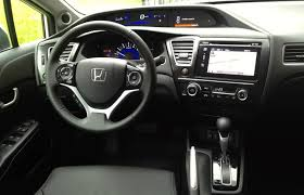 civic 2015 interior. since its introduction in 2012 the latest honda civic has stepped up interior quality 2015 i