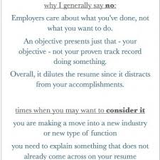 need objective in resume magnificent should i include an objective on my resume outline need need objective in resume