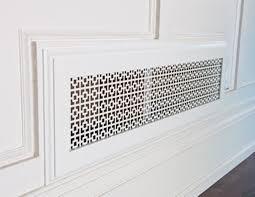 wood heat vent covers