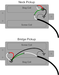 guild pickup wiring gad's ramblings How To Determine Wire Colors For Humbuckers seymour duncan sd 1s look very much like the mid 90s hb1s, but they have different colored wires and labels to identify them