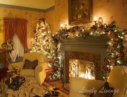 Xmas Living Room Easy Christmas Livingroom Christmas Decoration Living Room With