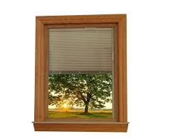 Blinds Between The Glass  Patio Doors  Exterior Doors  The Home Home Windows With Built In Blinds