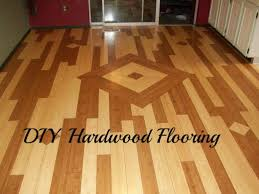 a diy hardwood flooring project that you can do as well
