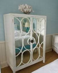wood and mirrored furniture. Interesting And Glue Each Piece Of Mirror To The Doorthen Glue Curved Pieces Wood Onto  Mirrormaybe Embroidery HoopsI Think Iu0027ll Re Purpose My Armoire With Wood And Mirrored Furniture W