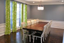 Curtains Dining Curtain Designs Inspiration Inspiring Dining Room - Modern dining room curtains
