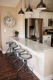 the dining room breakfast bar vacation home remodel