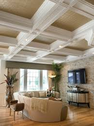 armstrong coffered ceiling tiles