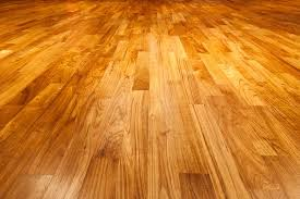 what types of wood are used in hardwood flooring