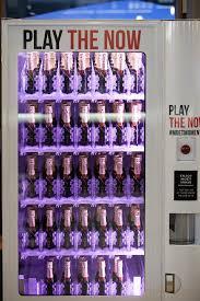 Champagne Vending Machine London Beauteous Champagne Vending Machines Are Now A Thing That Exist In London