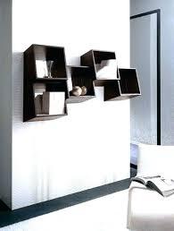 square wall shelf