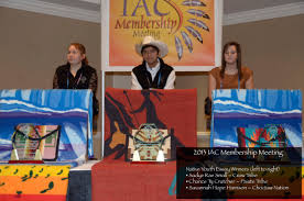 iac s youth essay contest winners honored iac intertribal  iac s youth essay contest winners honored