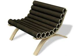 cardboard tube furniture. Tube+9 Lounge Chair. The LoungeLounge ChairsCardboard Cardboard Tube Furniture