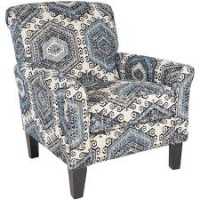 awesome recliner accent chair with bellamy indigo accent chair e 2160ac united simmons upholstery afw