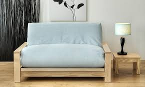 Furniture White Cheap Futons With Wooden Frame For Home Furniture