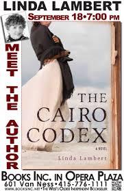 Linda Lambert shares her riveting novel of two women, separated by millennia ... - OP-Linda-Lambert-
