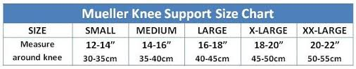 Donjoy Knee Brace Size Chart Acl Knee Brace Guide Knee Pain Explained