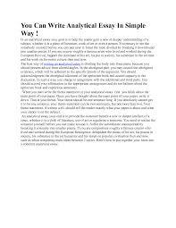 College Essay Example  Great College Essay Samples   Sample Essay