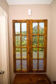Faux window