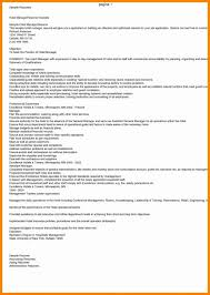 Hotel Management Trainee Resume Sample 4 Pictures Sweet Maid Service ...