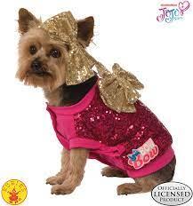 Rubie's JoJo Siwa Pet Costume, Coat ...