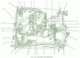 1998 mustang engine diagram 1998 wiring diagrams online