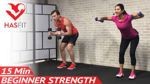 strength training dumbbell workouts