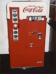 Pepsi Vending Machine Serial Number Beauteous Vendo Coke Machine History And Serial Numbers