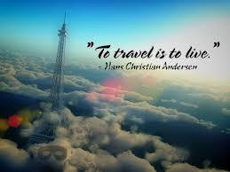 Inspirational Travel Quotes - Travel Bandit via Relatably.com