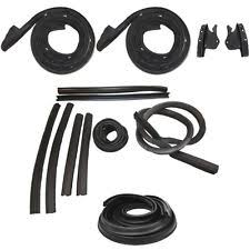 plymouth roadrunner 1968 1969 plymouth gtx roadrunner satellite convertible weatherstrip seal kit