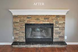 Faux Stone Fireplace  Contemporary  Family Room  Miami  By Fake Stone Fireplace