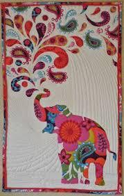 Heffalumps Wall Quilt Pattern, Elephant Quilt | Etsy, Elephant ... & Heffalumps Wall Quilt Pattern, Elephant Quilt | Etsy, Elephant quilt and  Babies Adamdwight.com