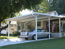 free standing patio cover kits. 20\u0027 X Free Standing Aluminum Carport Kit (.032), Or Patio Cover Kits