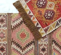 pottery barn kilim rug roll over image to zoom pottery barn kilim rug 9x12