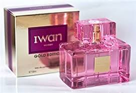 Iwan Women Gold Edition Perfume 3.4 Fl Oz EDP By ... - Amazon.com