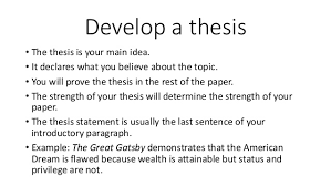 the great gatsby thesis essays the great gatsby thesis statement study guides and book