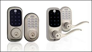 keypad front door lockKwikset and Yale Electronic Door Locks Review by Tech Savvy Architect