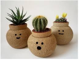 Cute Flower Pot Ideas   Hairy Babes U2013 Funny Ceramics Plant Pots